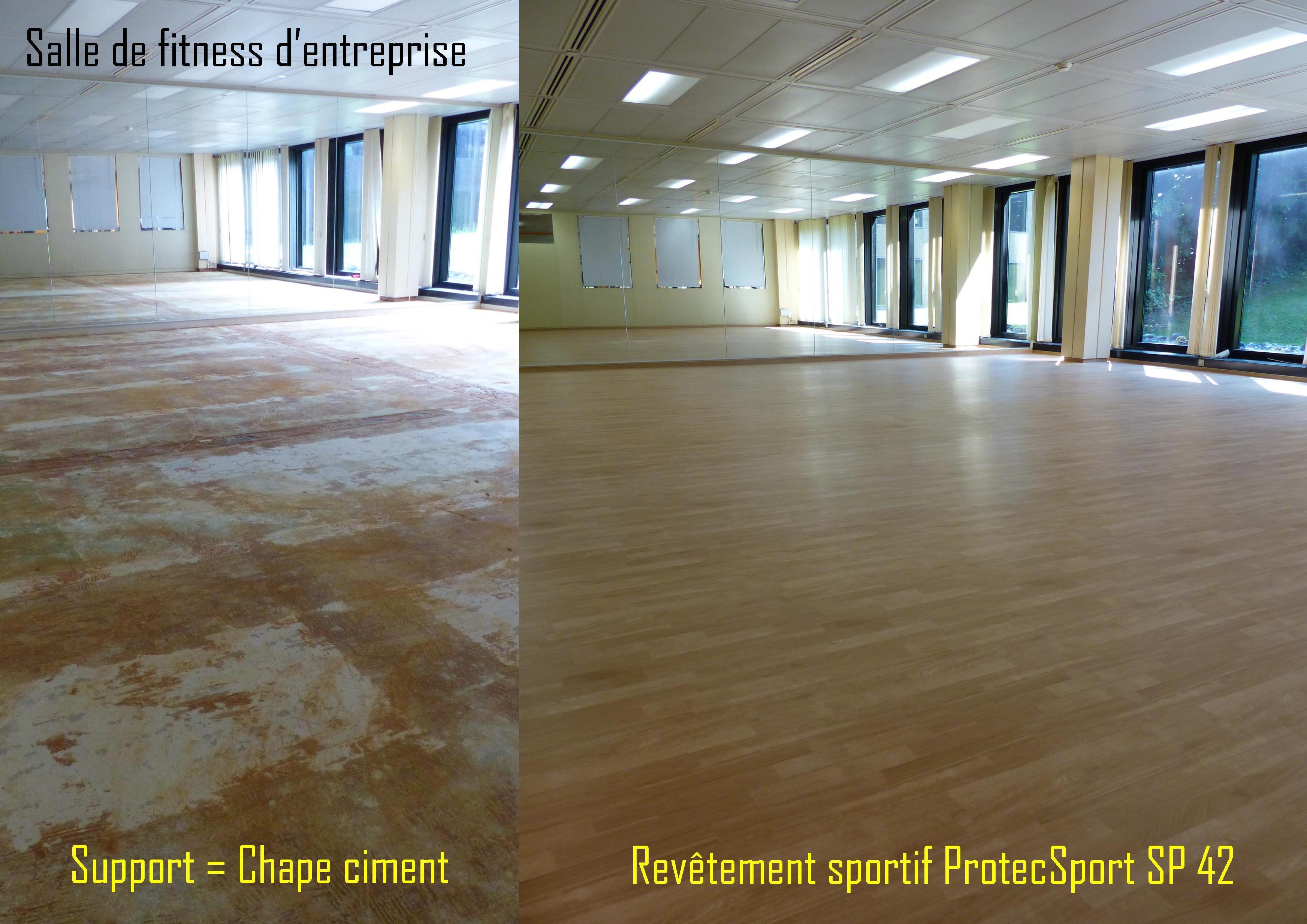 Sol Pour Salle De Sport fitness